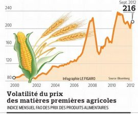 Presse : Volatilité agricole : la lutte s'intenfisie entre les États