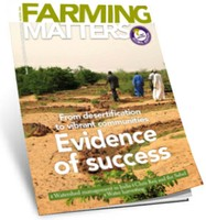 Farming Matters : From desertification to vibrant communities
