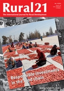 Rural 21 Vol. 46 Nr. 4/2012: Responsible investments in the food chain