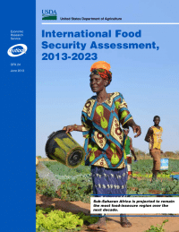 Rapport de l'USDA : International Food Security Assessment