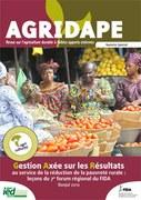Agridape : Gestion Axée sur les Résultats au service de la réduction de la pauvreté rurale