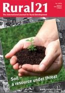 Rural 21: Soil - A resource under threat