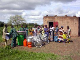 ABC Burkina : La vache heureuse est généreuse. Elle rend heureuse toute la famille !