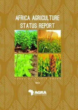 AGRA : Africa Agriculture Statut Report