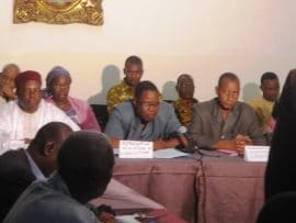 Restitution de l'étude de bilan de la mise en œuvre des Principes d'Orientation du Code Rural du Niger
