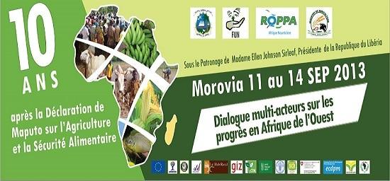 Décalaration du Roppa sur les progrès réalisés depuis la déclaration de Maputo