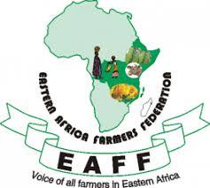 Eastern African Farmers Federation (EAFF) : strategic plan 2012 - 2020