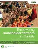 Empowering smallholder farmers in markets: Experiences with farmer-led research for advocacy