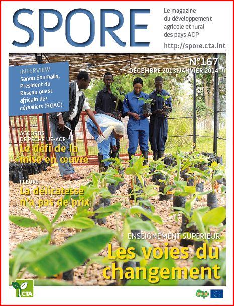 Spore n°167 - décembre 2013 - janvier 2014