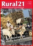 Publication Rural 21 : Agricultural policies (vol. 47 Nr. 4/2013)