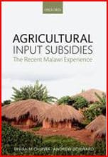 Ouvrage : Agricultural Input Subsidies: the Recent Malawi Experience