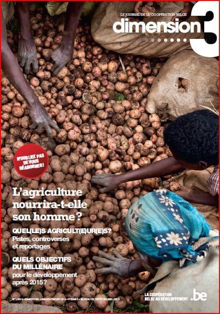 Parution Dimension 3 : L'agriculture nourrira-t-elle son monde ?