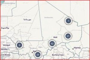 Site web : l'aide française au Mali