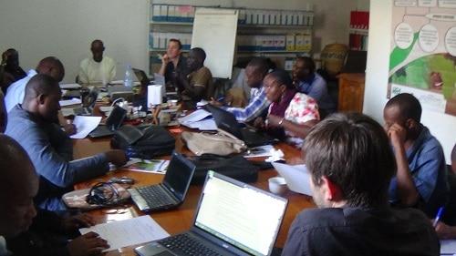 IED Afrique : Atelier de formation sur la veille informationnelle