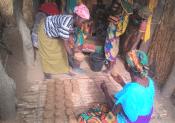Note de suivi des unités communautaires de fabrication des Blocs Multi Nutritionnels Densifiés (BMND) pour bétail dans le département de Mayahi (Région de Maradi).