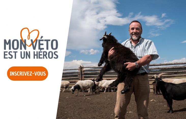 Appel à solidarité avec la campagne « Mon véto est un héros »
