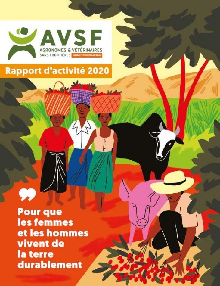 Rapport d'activité 2020 AVSF
