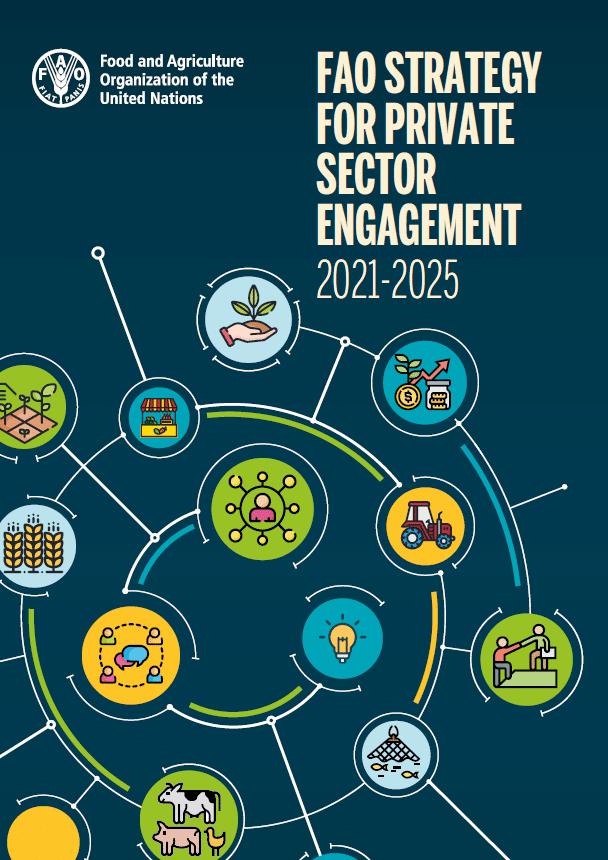 Stratégie de la FAO relative à la mobilisation du secteur privé 2021-2025