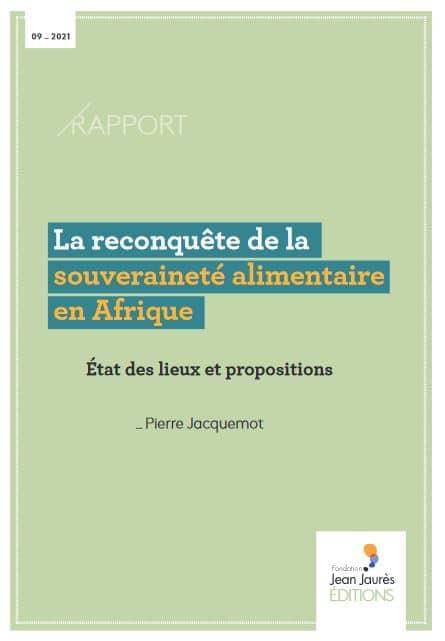 La reconquête de la souveraineté alimentaire en Afrique