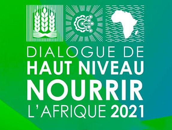 Dialogue de haut niveau - Nourrir l'Afrique : leadership pour intensifier les innovations réussies