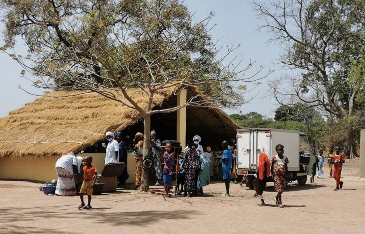 Milk for Kids : des produits laitiers locaux dans les cantines scolaires de Haute Casamance