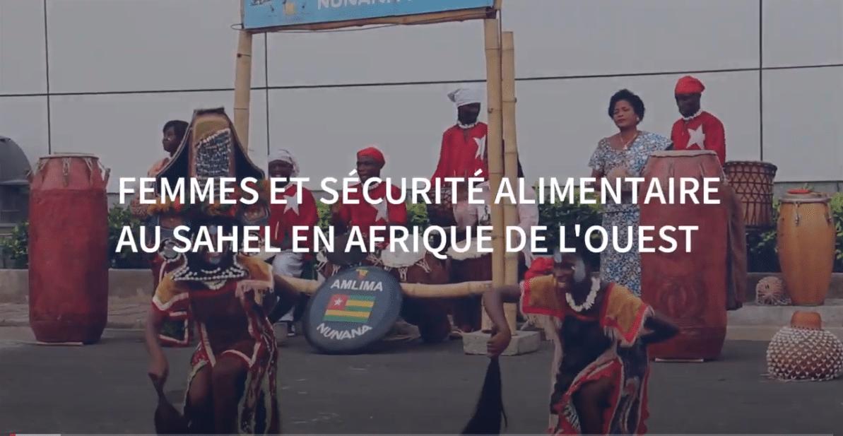 Femmes et sécurité alimentaire au Sahel et en Afrique de l'Ouest