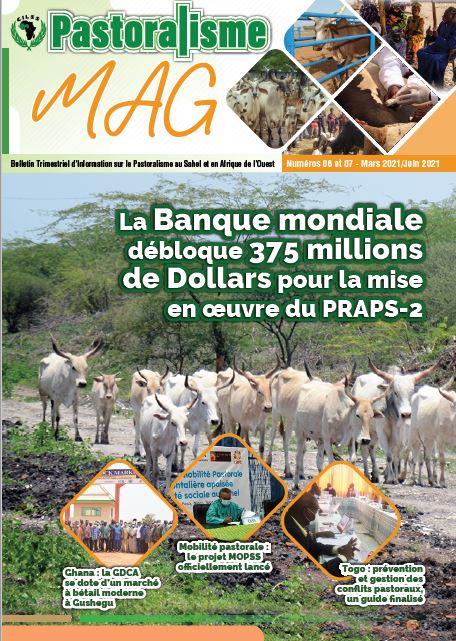Pastoralisme Mag - N°6 et 7 (mars-juin 2021)