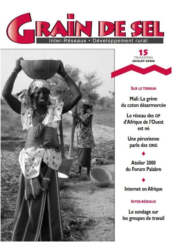 15: Mali: la grêve du coton desamorcée