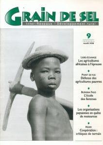 09 : Libre-échange - Les agricultures africaines à l'épeuvre