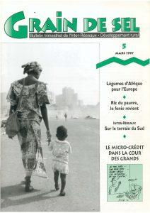 05 : Légumes d'Afrique pour l'Europe