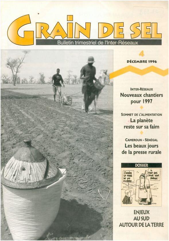 04: Matrise foncière au Sud