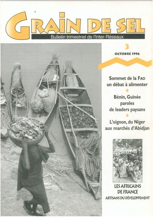 03 : Sommet de la FAO
