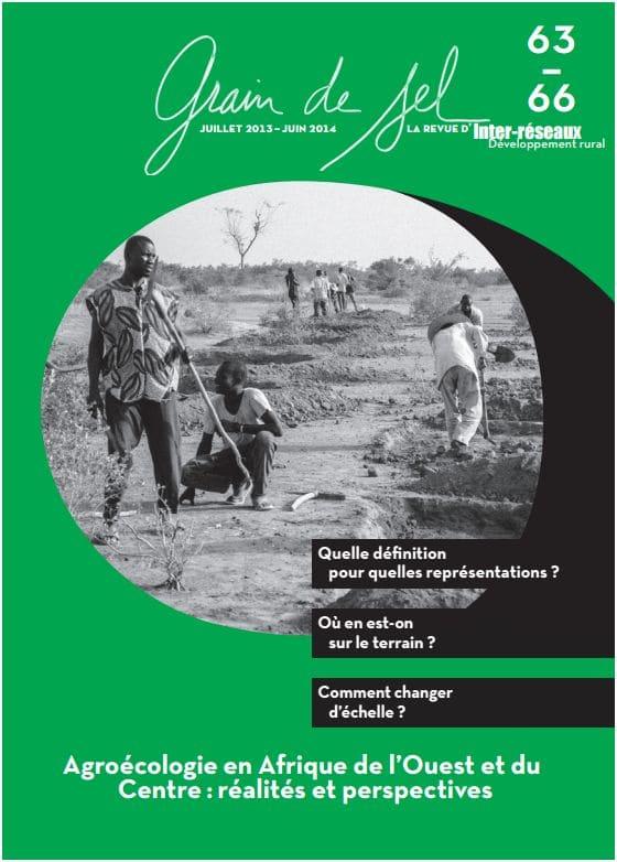 63-66 : Agroécologie en Afrique de l'Ouest et du Centre : réalités et perspectives