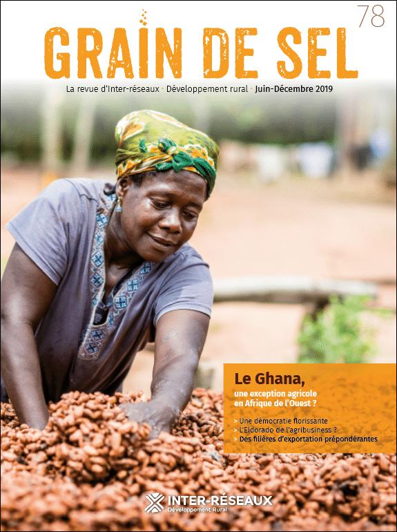 n°78 : Le Ghana, une exception agricole en Afrique de l'Ouest ?