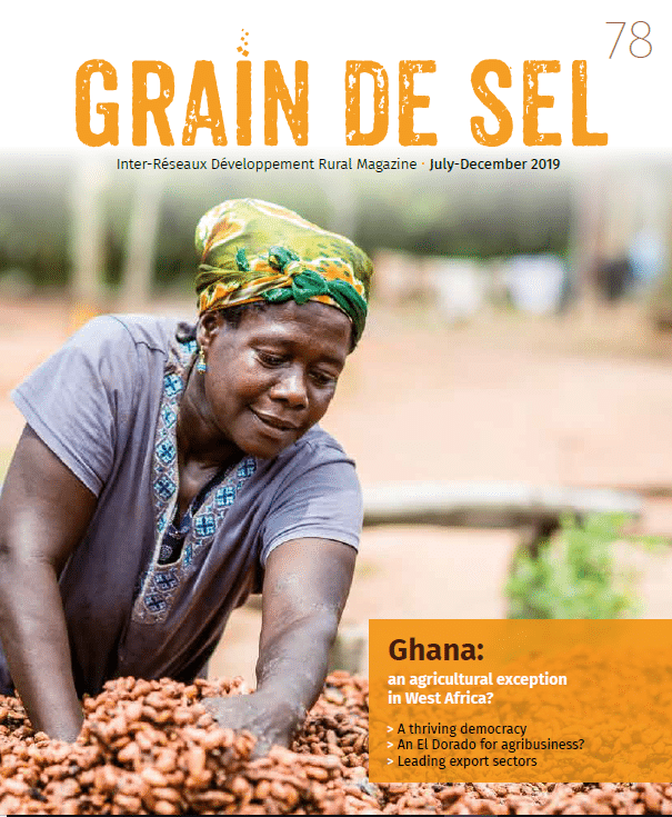 n°78 : Ghana, an agricultural exception in West Africa ?