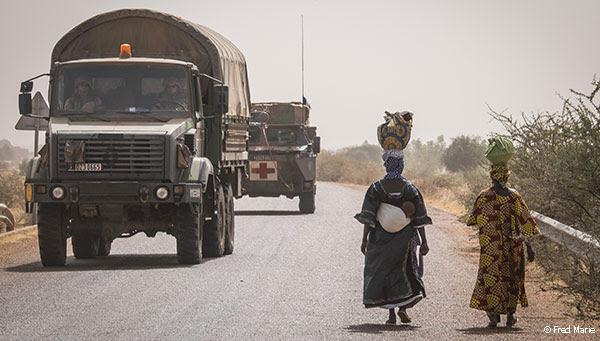 Femmes et conflits en Afrique de l'Ouest