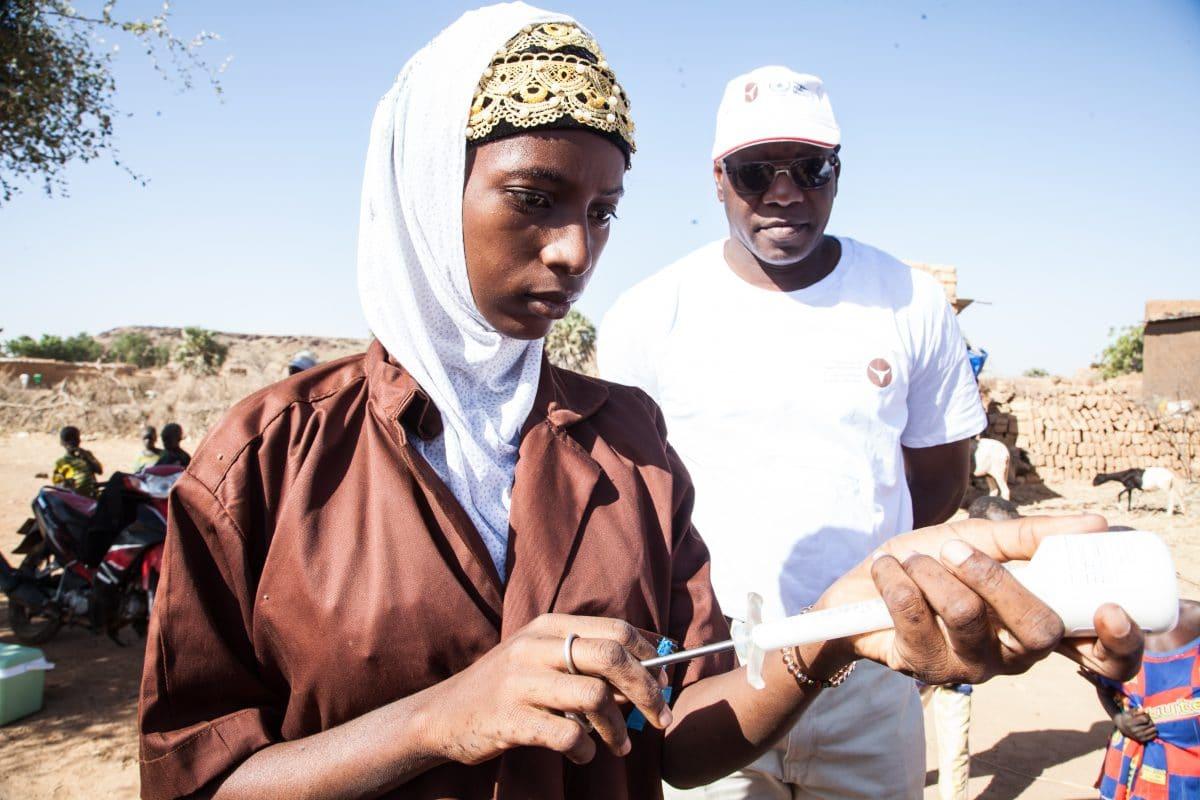 L'élevage au féminin : Rahinatou, agent de santé animale au Burkina